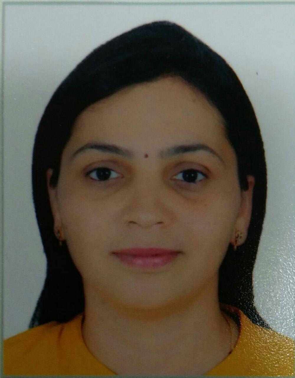 Jayshree Dhamane
